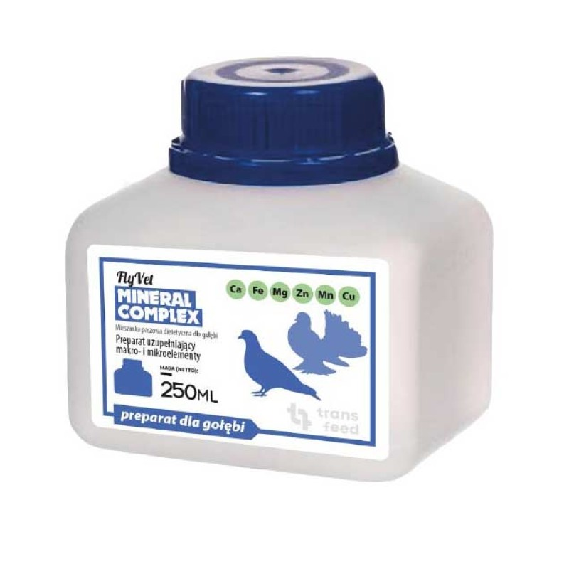 FlyVet Mineral Complex, 100 ml